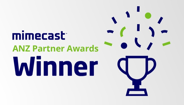 CCL Scoops NZ Partner Of The Year At Mimecast A/NZ Awards Ceremony
