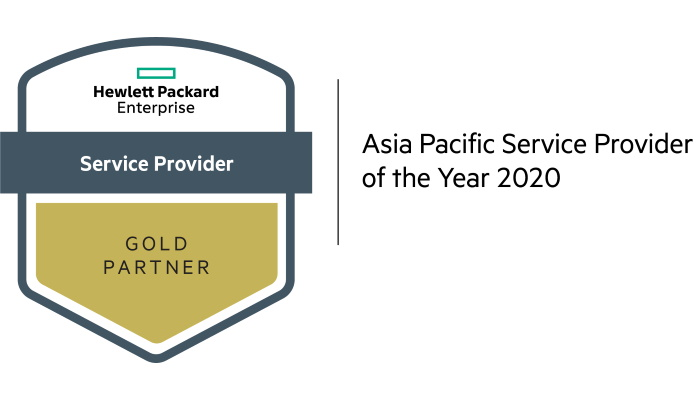 CCL Recognised As Region's Standout HPE Service Provider